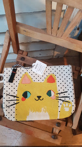 Danica Cat Pouch (Large)