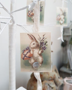 Jeanne d'Arc Living Rabbit Decoration