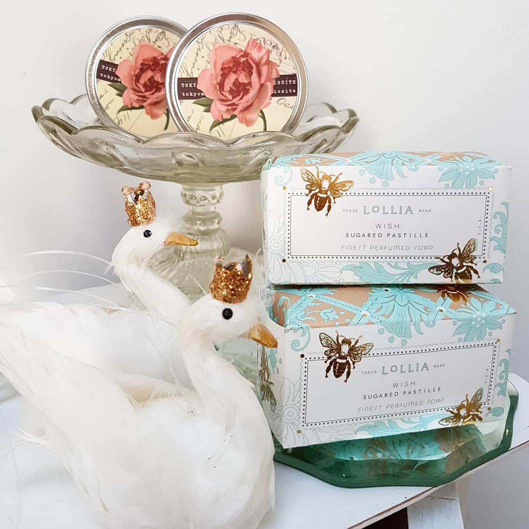 Margot Elena - Wish Lillia Shea Butter - Soaps