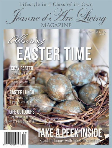Jeanne d'Arc Living Magazine - 3rd 'Easter' Issue 2019