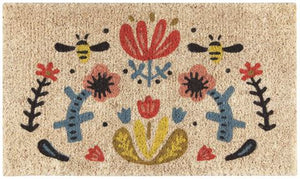 Danica Frida Door Mat