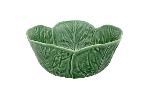 Bordallo Pinheiro Cabbage Salad Bowl