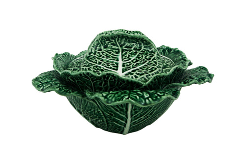 Bordallo Pinheiro 2L Cabbage Tureen