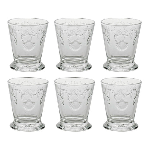 La Rochere Versailles Glass Tumbler Set/6
