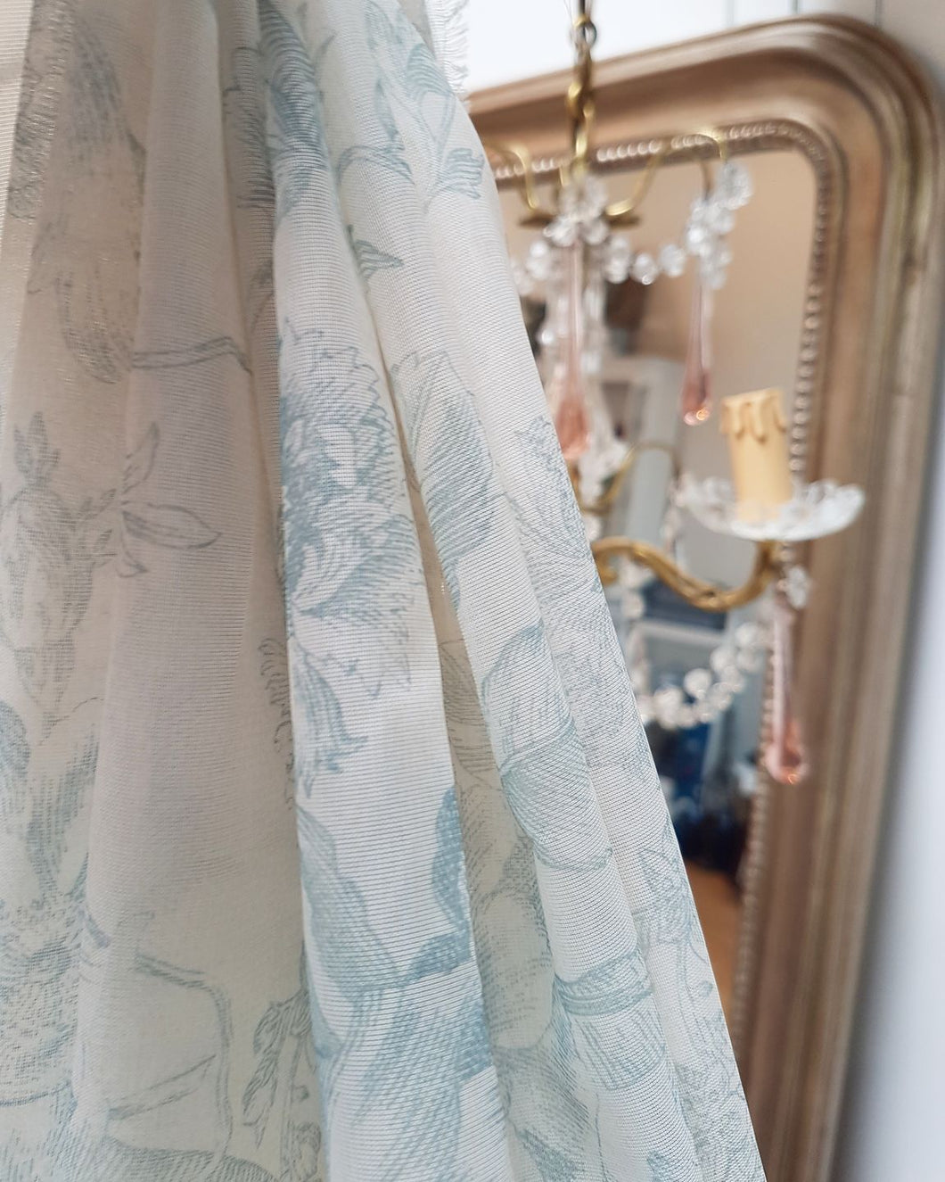 Beautiful Voile Fabric