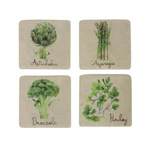 Herb Coaster Sets