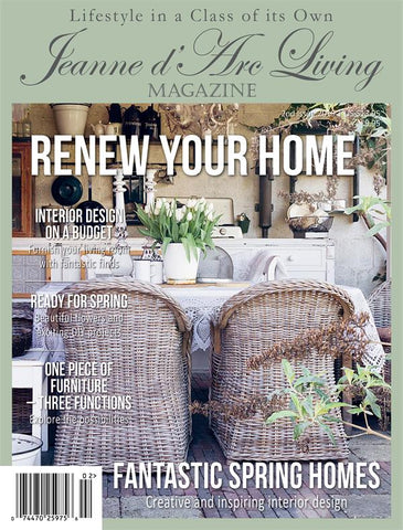 Jeanne d'Arc Living Magazine - 2nd Issue 2019