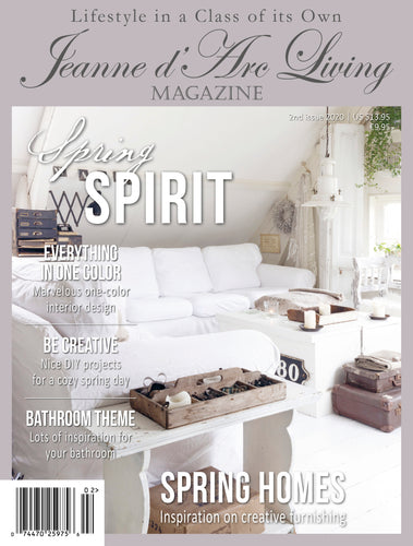 Jeanne d'Arc Living Magazine - 2nd Issue 2020