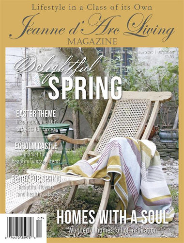Jeanne d'Arc Living Magazine - 3rd Issue 2020