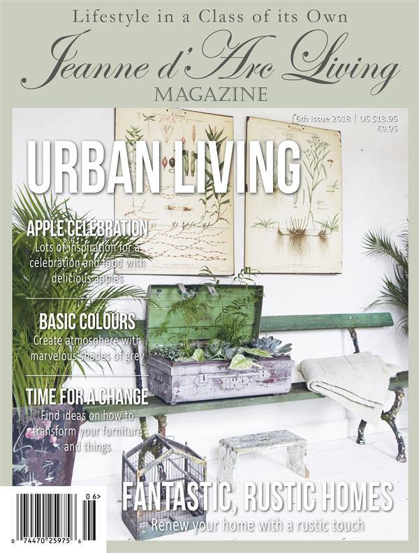 Jeanne d'Arc Living Magazine - 6th Issue 2018