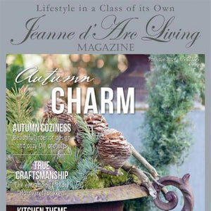 Jeanne d'Arc Living Magazine - 7th Issue 2019