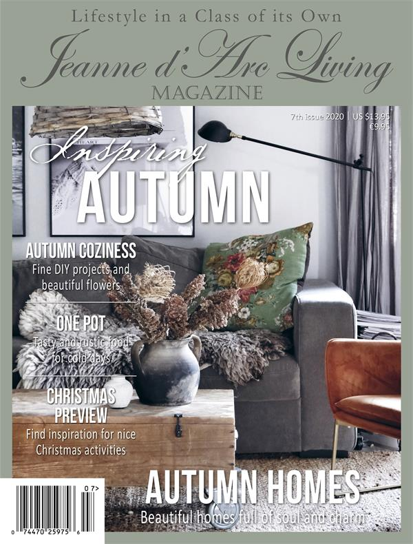 Jeanne d'Arc Living Magazine - 7th Issue 2020