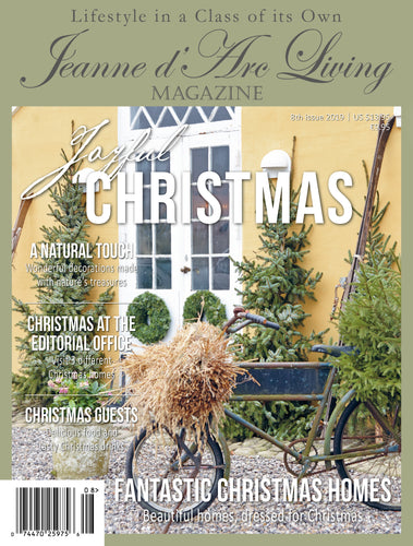 Jeanne d'Arc Living Magazine - 8th Issue 2019 (Christmas)