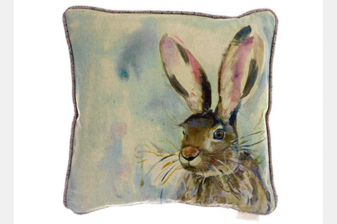 Harriett Hare Cushion
