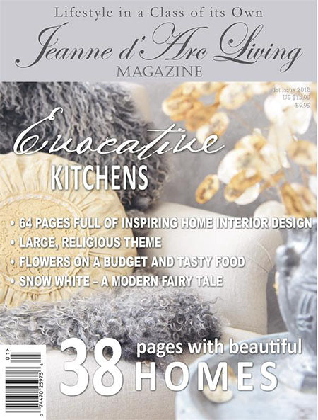 Jeanne d'Arc Living Magazine - 1st Issue 2018 (Last Copy)