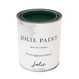 Jolie Premier Paint - French Quarter Green