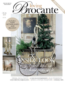 Loving Brocante Magazine No. 4 2019 - Christmas Issue