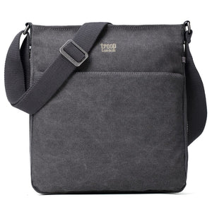 Troop London Classic Canvas Across Body Bag