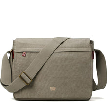 Load image into Gallery viewer, Troop London Classic Canvas Laptop Messenger Bag