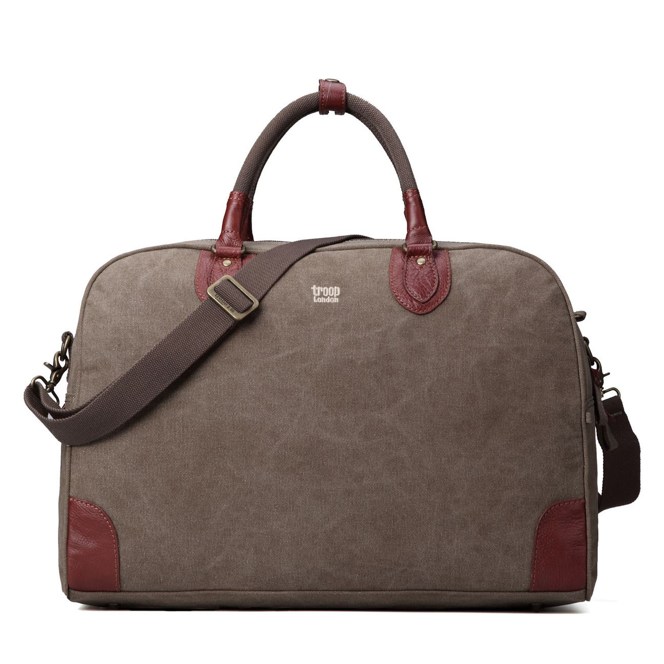 Troop London Classic Canvas Holdall - Large