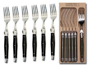 Verdier Fork Knife 6pc Set