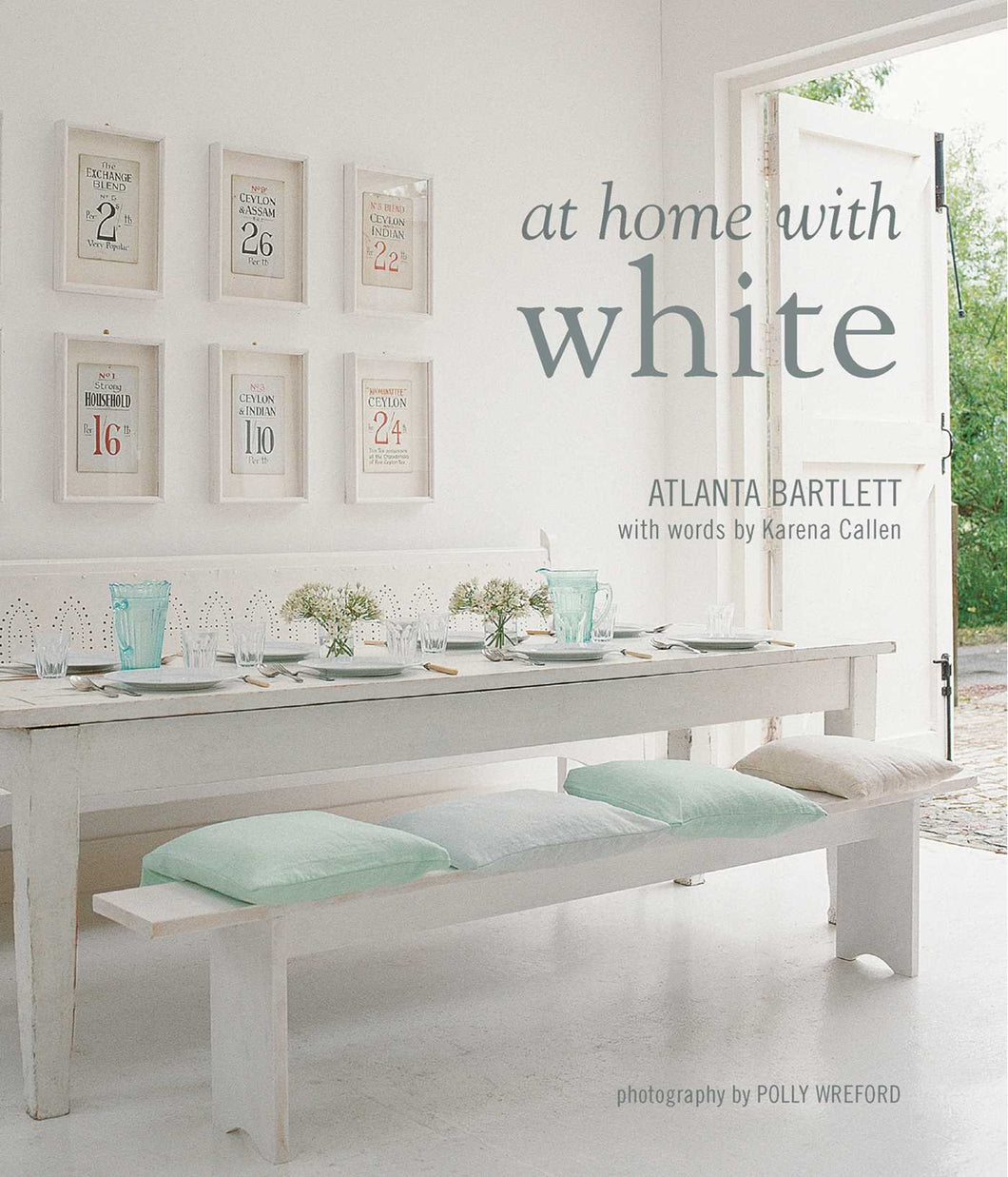 At Home with White - Atlanta Bartlett