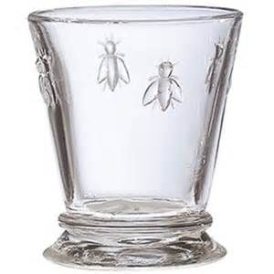 La Rochere Bee Short Tumbler set /6