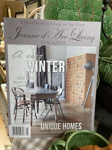 Jeanne d'Arc Living Magazine - 1st Issue 2021