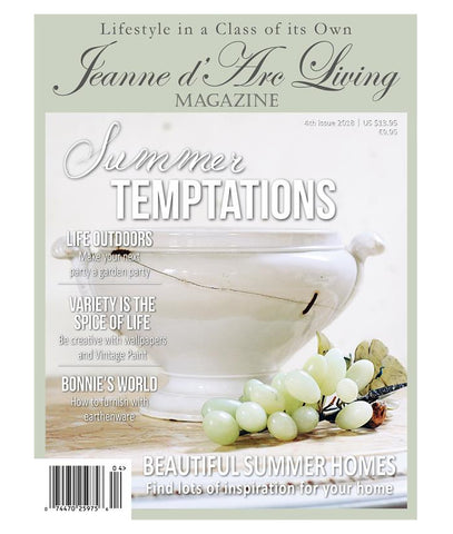 Jeanne d'Arc Living Magazine - 4th Issue 2018