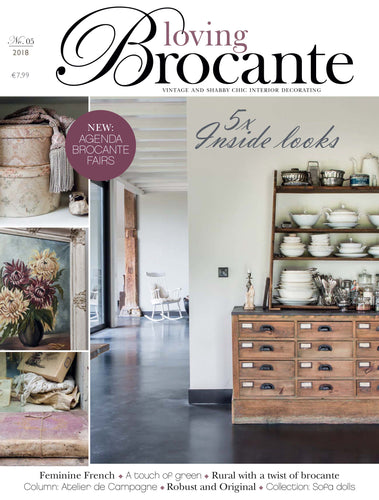 Loving Brocante Magazine No. 5 2018