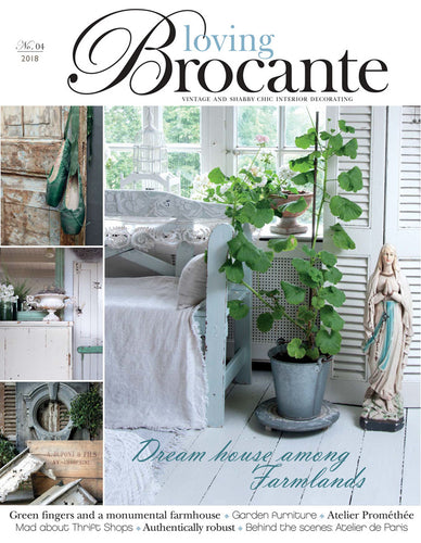 Loving Brocante Magazine No. 4 2018
