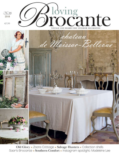 Loving Brocante Magazine No. 3 2018