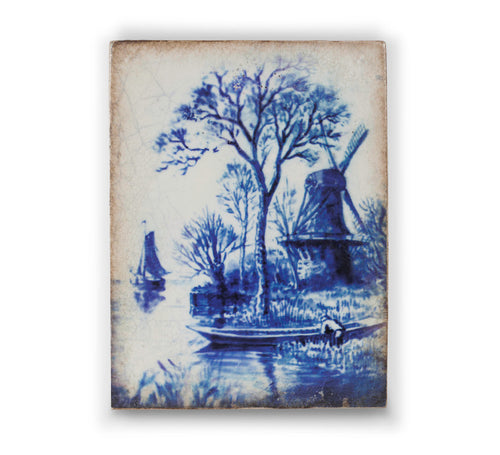 Sid Dickens Memory Block T314 Delft Blue (Retired)