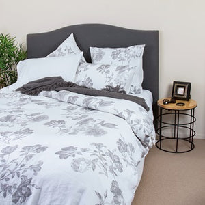 Maia Queen Duvet Cover Set