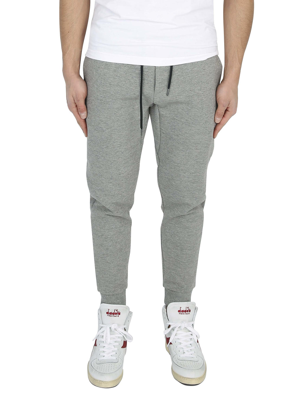 RALPH LAUREN Jogging trousers with embroidered logo