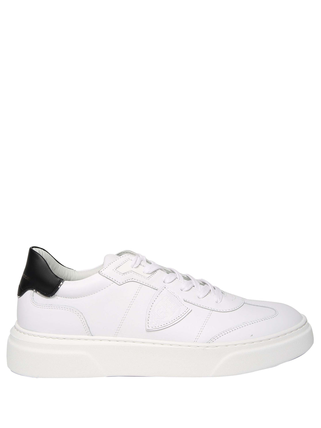 PHILIPPE MODEL Temple model leather sneakers