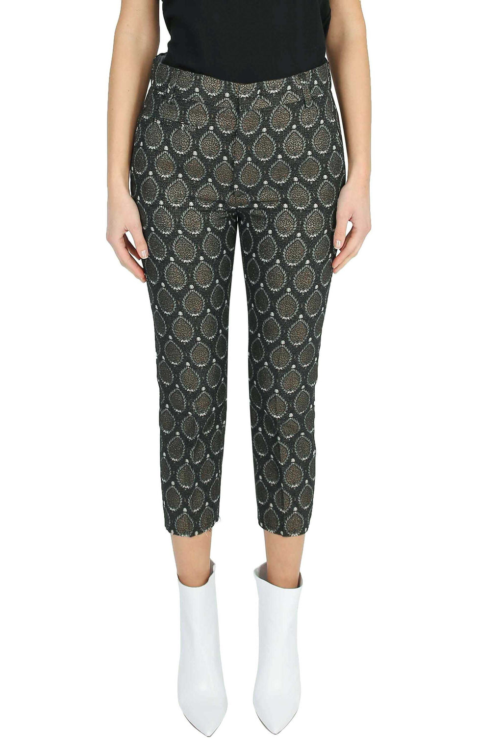 DONDUP Ariel printed trousers