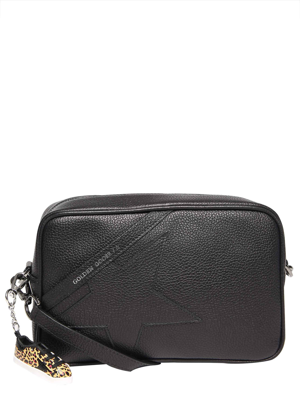 GOLDEN GOOSE Leather bag model Star Bag