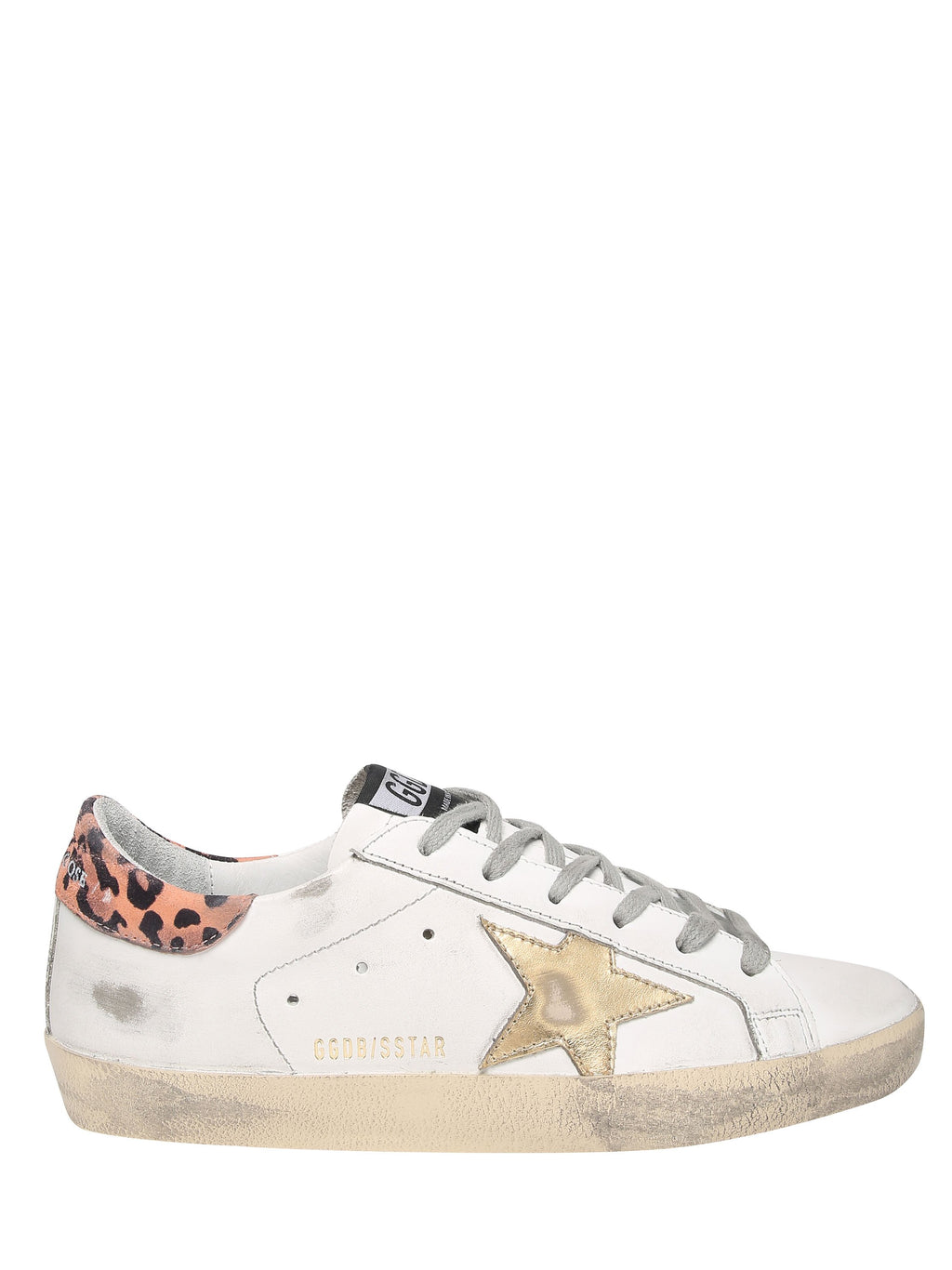 GOLDEN GOOSE Superstar model leather sneakers