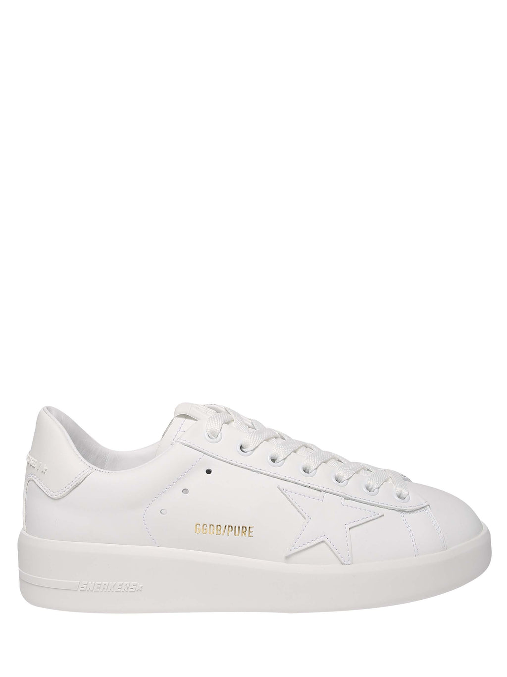 GOLDEN GOOSE Purestar model leather sneakers