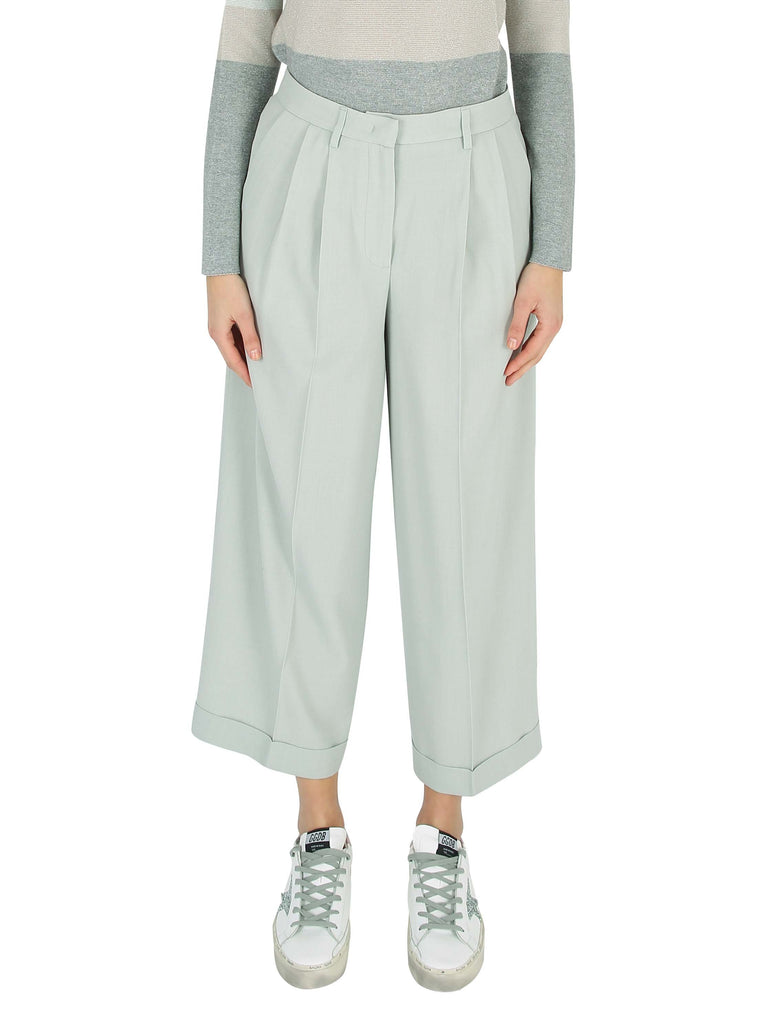 FABIANA FILIPPI Short trousers with pinces
