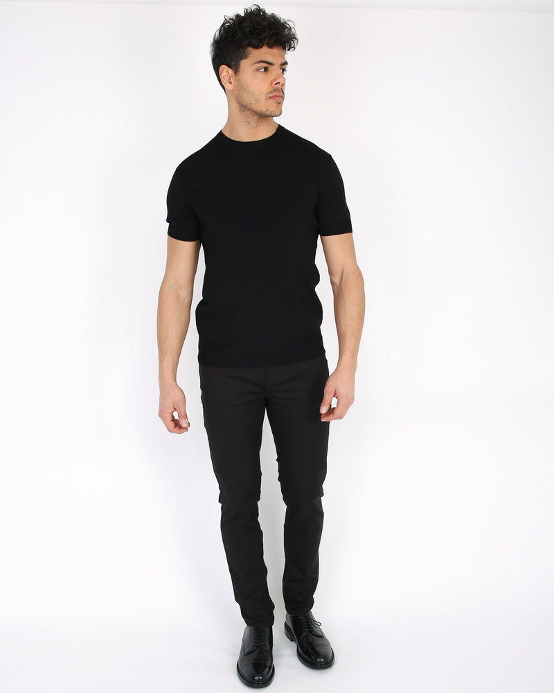 NEIL BARRETT Skinny fit jeans in stretchy cotton