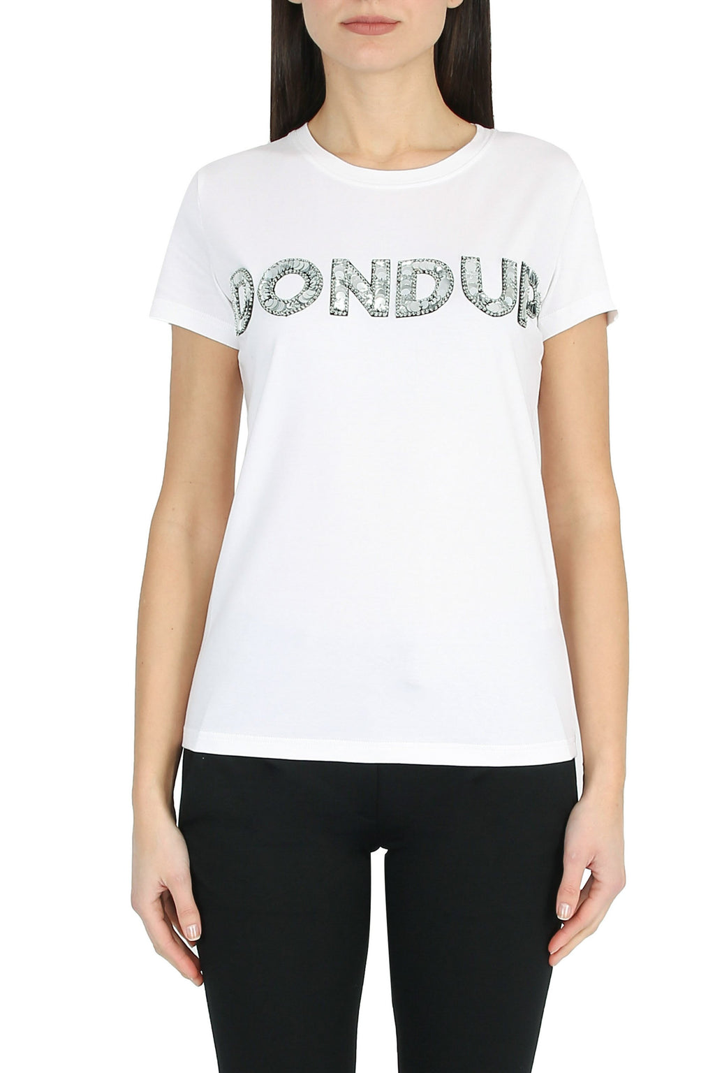 DONDUP Short sleeve t-shirt with logo