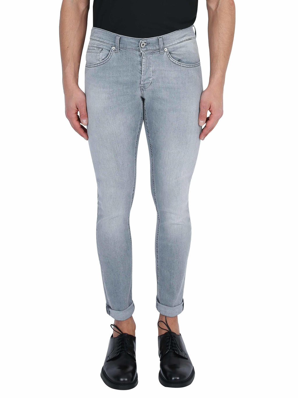 DONDUP Skinny fit jeans model george