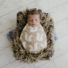 Load image into Gallery viewer, Squirrel - Snug As Baby Swaddle