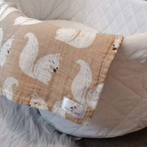 Squirrel - Snug As Baby Swaddle