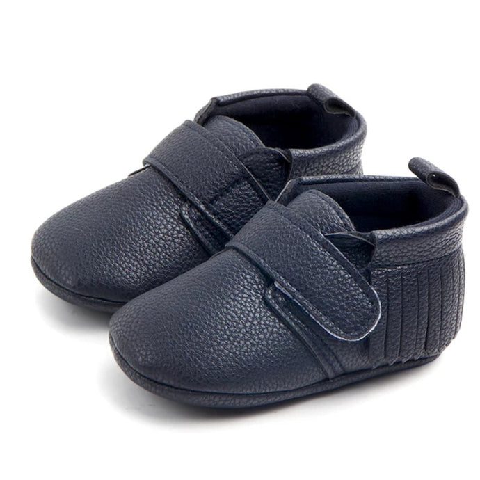 Navy Blue Snug As Baby Shoes