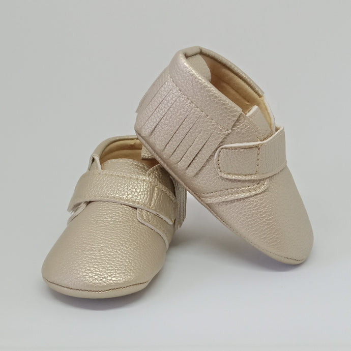Gold Snug As Baby Shoes
