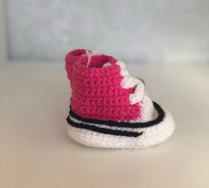 Pink Snug As Baby Shoes