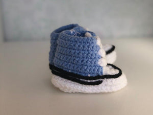 Blue Snug As Baby Shoes